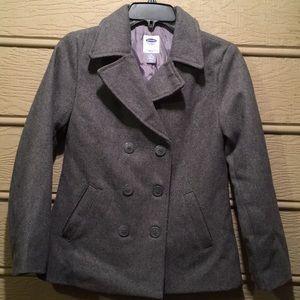 Old Navy girls 10-12 coat LIKE NEW NICE!!!